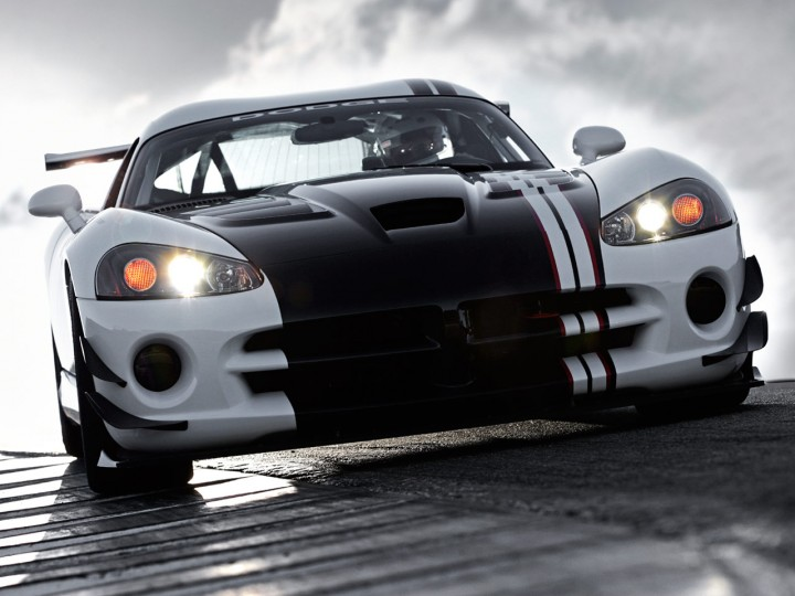 Dodge Viper SRT10 ACR-X - Car Body Design