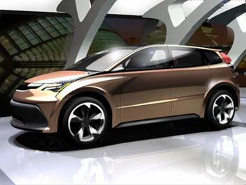 Lotus 2020 Toyota Venza Car Body Design