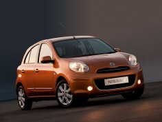 The new Nissan Micra