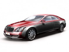 Maybach 57S Coup