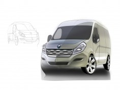New Renault Master: the design