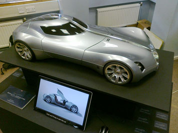 bugatti aerolithe concept page 4 car body design