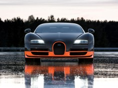 Bugatti Veyron Super Sport sets Landspeed World Record