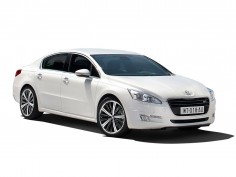 Peugeot 508: first images