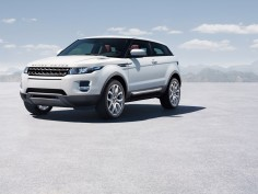 Range Rover Evoque: first images and videos