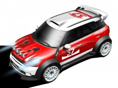 Mini will join WRC from 2011