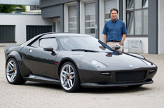 Michael Stoschek and the New Stratos