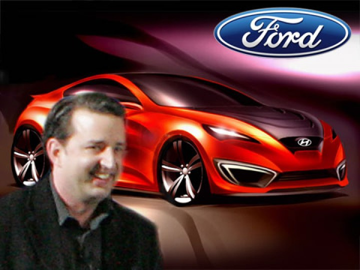 Joel Piaskowski is new Ford NA exterior design director