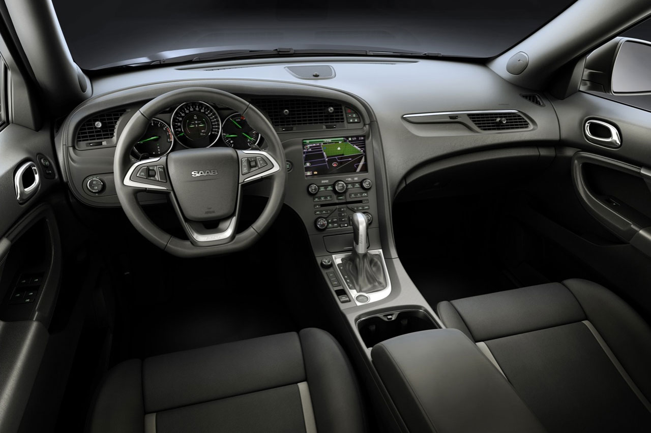 Image result for saab 9-4x interior