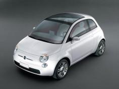 Fiat Cinquecento Trepiuno Concept