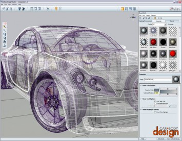 Alias Image Studio Screenshot