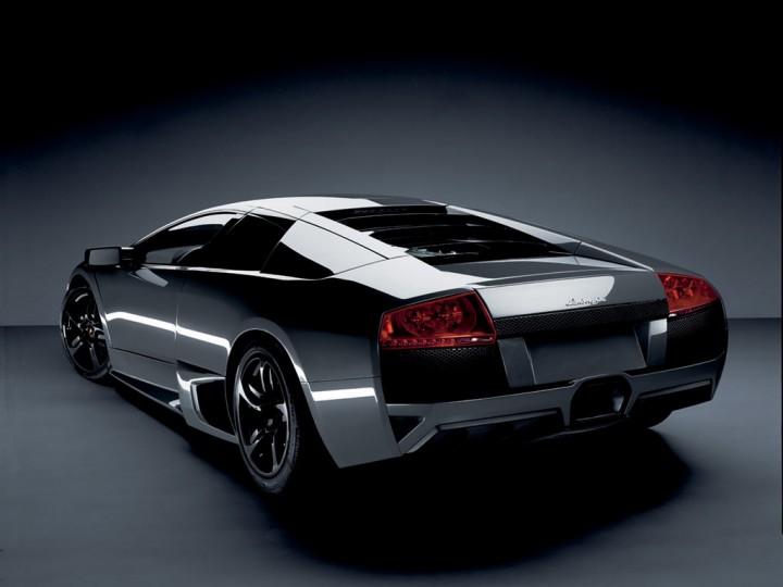 Lamborghini Murcielago Lp640 Car Body Design