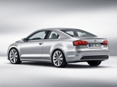 Volkswagen New Compact Coupe: the design