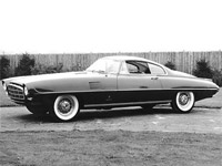 Chrysler concept Idea Cars showed the best of Chrysler designers, Ghia, and Virgil Exner
