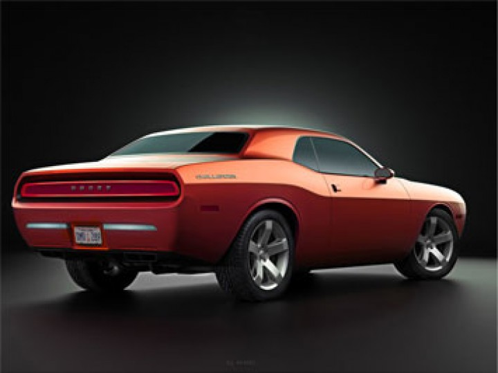 Making of the Dodge Challenger