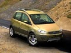 Fiat Idea 5 Terre Concept