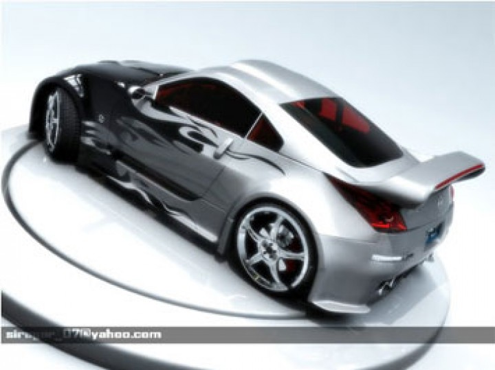 Making of Nissan 350Z