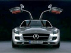 Mercedes-Benz SLS AMG: official videos