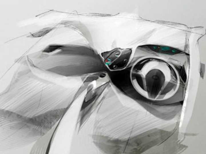 Car Interior Sketch Tutorial Car Body Design
