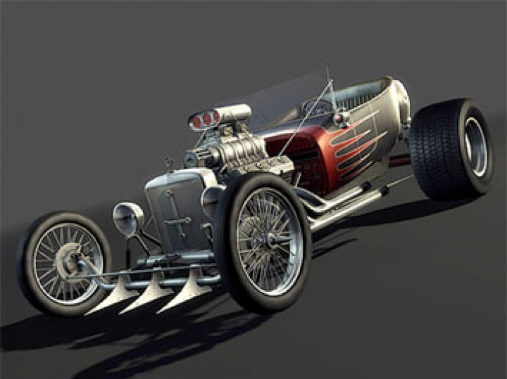 Creating a Hot Rod: the Complete Workflow