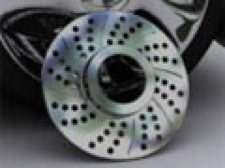 Modeling a Brake Rotor