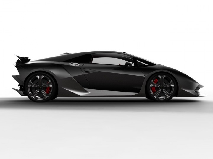 Lamborghini Sesto Elemento Confirmed For Production Unofficial
