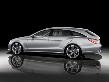 Mercedes-Benz confirms CLS Shooting Brake production