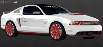 Mustang by Ford Vehicle Personalization