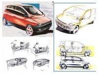 Fiat's Design Approach: 'A Family in Harmony'
