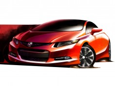 Honda Civic Concept preview