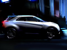 Hyundai Curb Concept preview