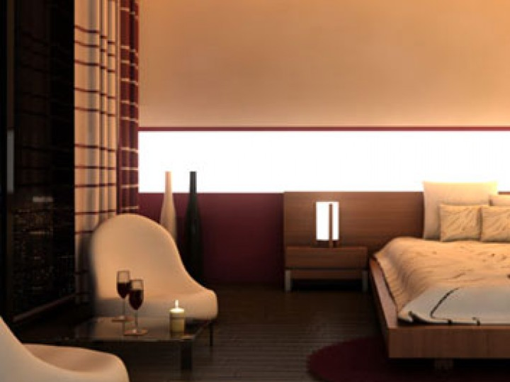 Modelling & Rendering an Interior Scene using 3Ds Max and Vray – Day 1