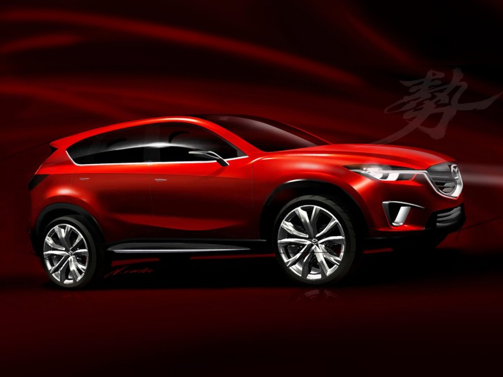 Mazda Minagi Concept preview