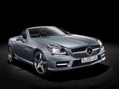 Mercedes-Benz New SLK