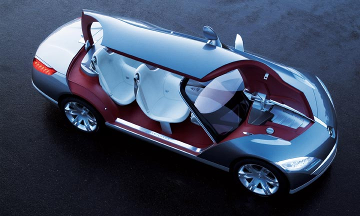 25 Futuristic Concept Cars That Will Never Hit The Road Page 24