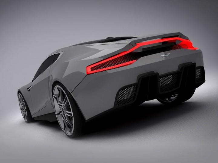 Aston Martin Dbx Concept Car Body Design