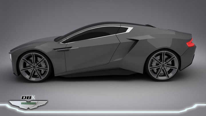 Aston Martin Dbx Concept Page 2 Car Body Design