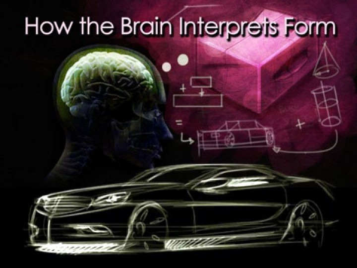 How to Draw Cars: How the Brain Interprets Form