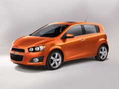 Chevrolet Sonic: the design