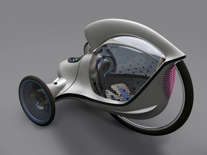 E-3POD Antistatic Concept wins Citroën-sponsored RCA's project