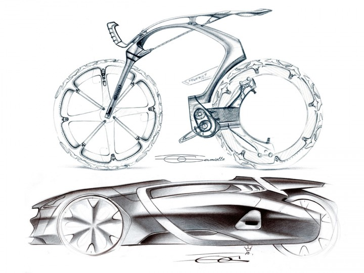 Exclusive: interview with Peugeot designer Olivier Gamiette