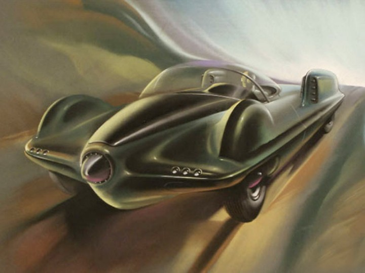 Vintage videos: Yesterday's Cars of Tomorrow