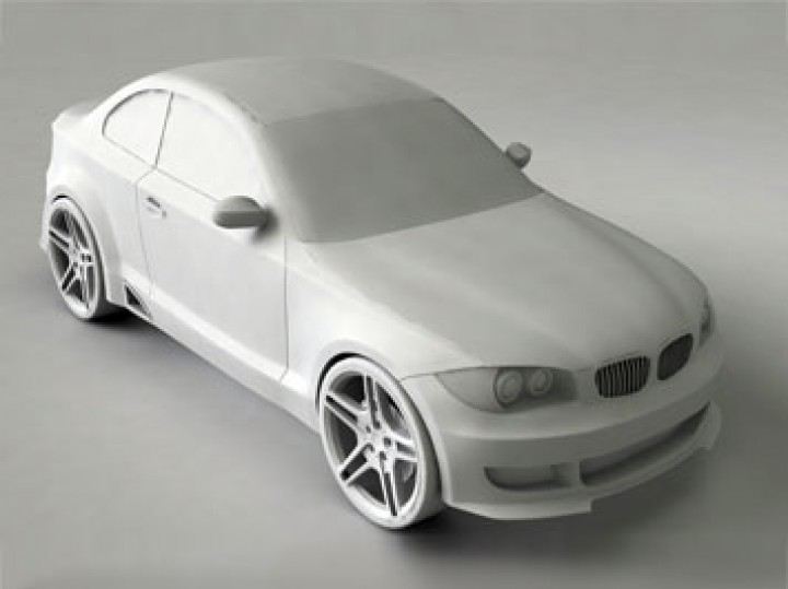 BMW 1 Series Modeling from A to Z