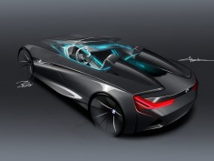 BMW Vision ConnectedDrive Concept: design gallery