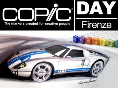 Copic Day: Florence 2011