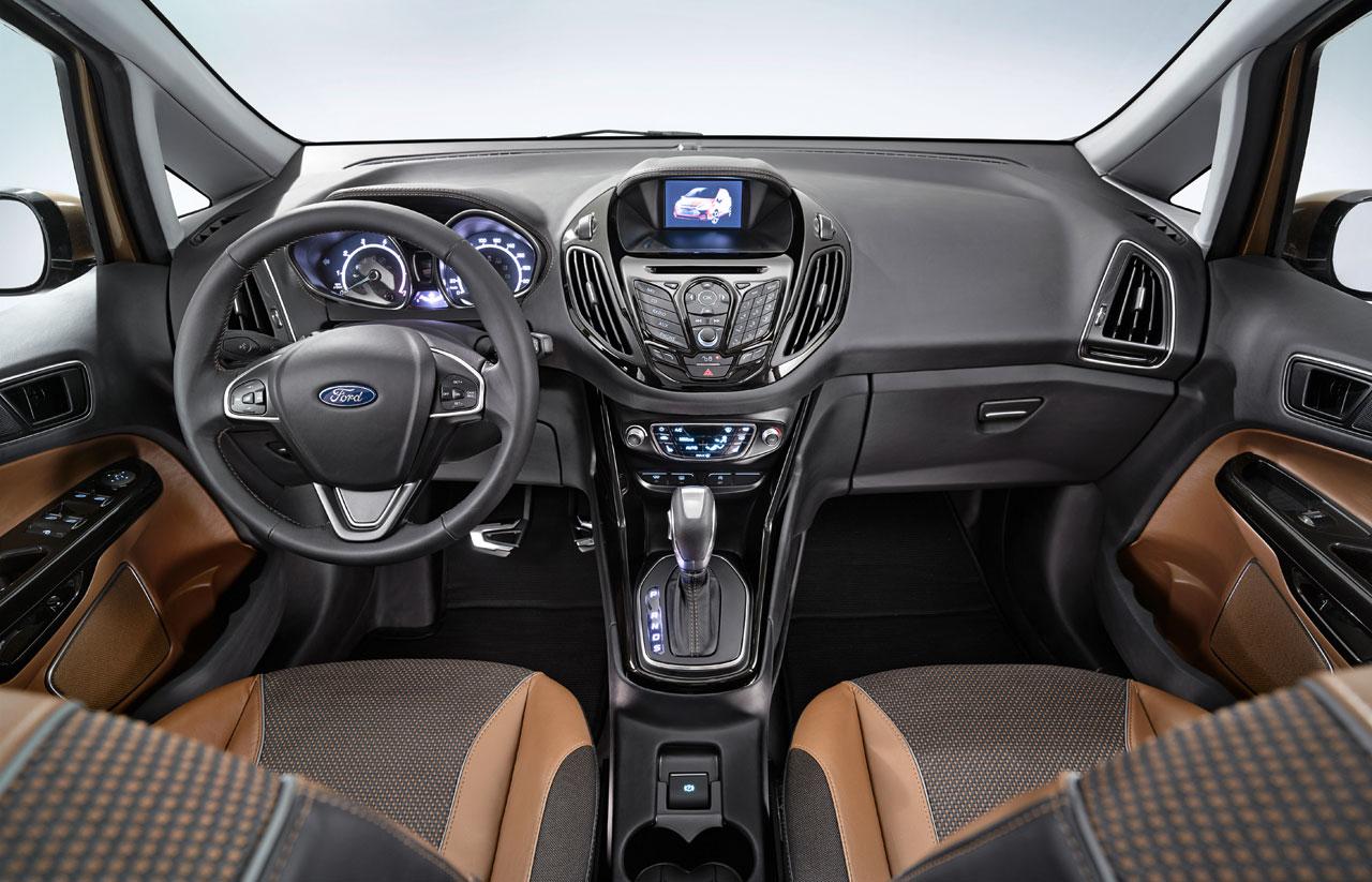 Ford B-MAX - Interior- GoodAutoDeals