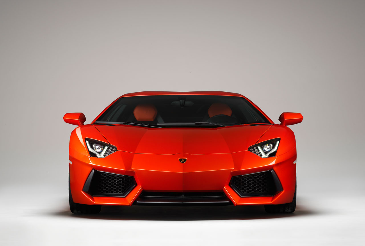 Lamborghini Aventador Lp 700 4 Front View Car Body Design