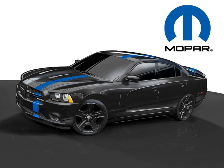 Mopar '11 Charger preview