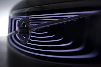 Volvo Concept Universe - Front grille