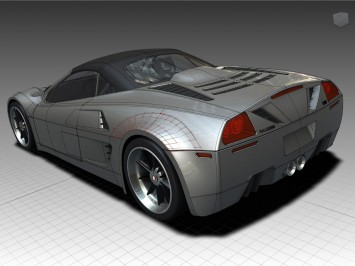 Alias 2012 Direct Surface Modeling